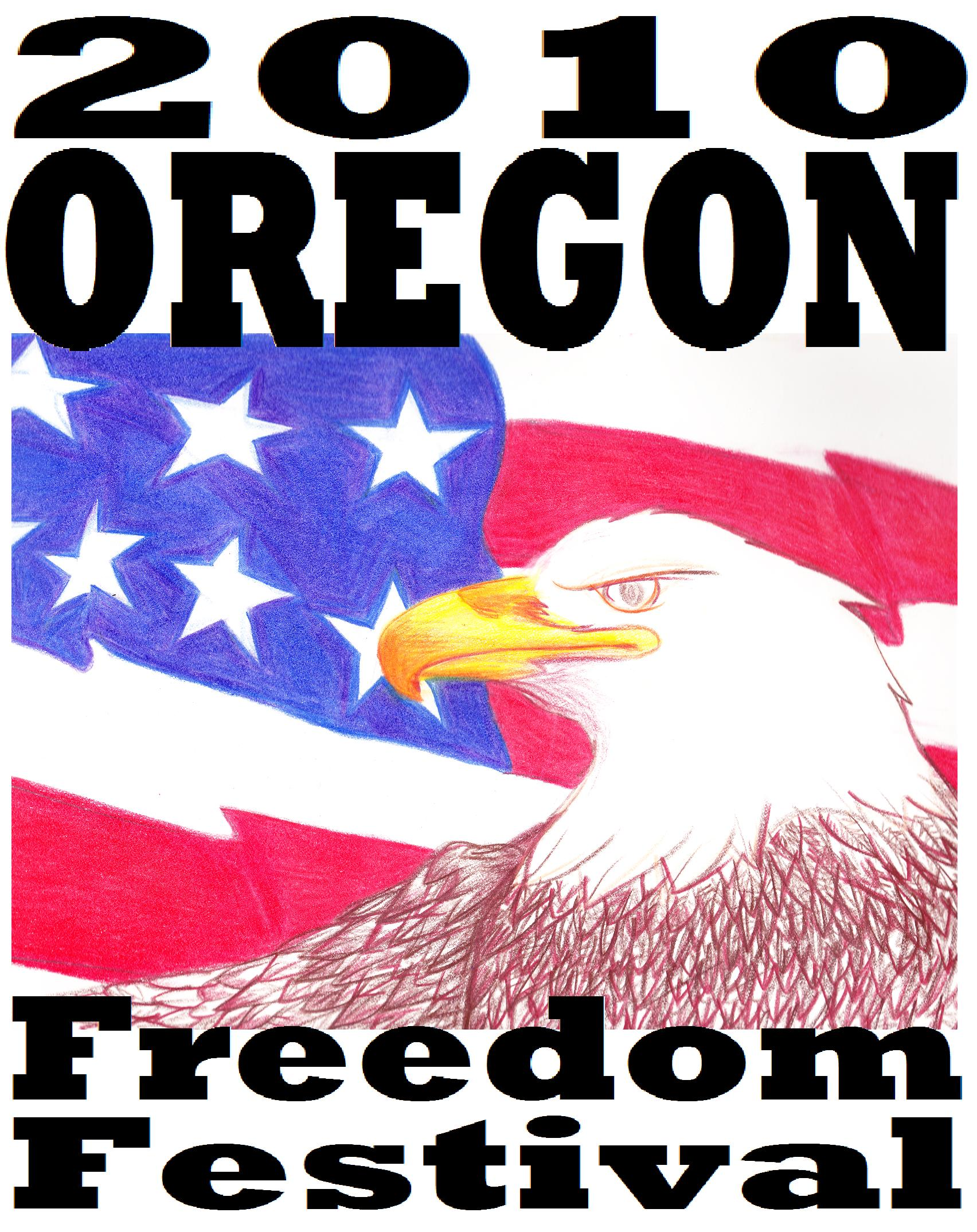 Check Out, The Oregon Freedom Festival