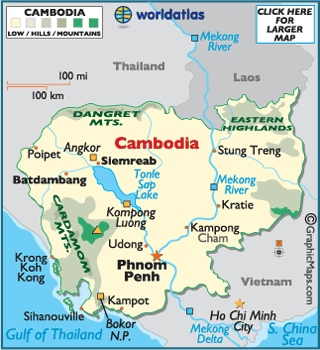 Cambodia CONTACTs LINKS and More a Medical Cannabis Resource Center MERCY